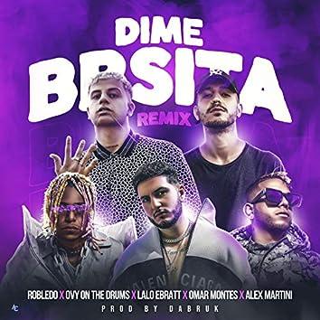 Dime Bbsita Remix