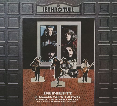 Benefit [Deluxe Edition] [2cd/1dvd]