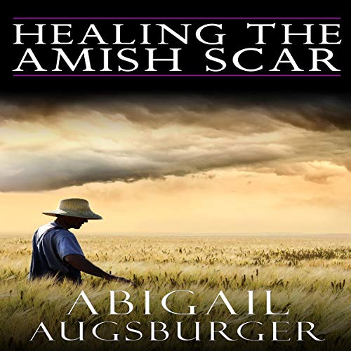 Healing the Amish Scar cover art