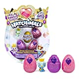 Hatchimals à Collectionner - 6047212 - Jouet enfant - Coffret Multipack 4 Hatchimals à Collectionner + 4 accessoires Saison 6 - Modèles aléatoires