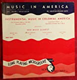 Music in America - Instrumental Music in Colonial America (Moller, Gehot)