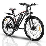 VIVI Bicicleta Eléctrica 350 W, Bicicleta Eléctrica de Montaña con Batería...