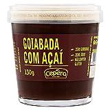 Mermelada de Guayaba con Açai,130g - Goiabada com Açaí CEPERA 130g