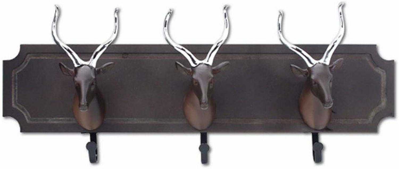 Hanger Hook Simulation Animal Deer Decoration Hook Door Key Cloth Hat Hook