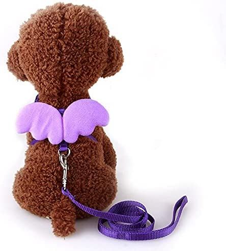 10colors pet small dog harness nylon leash...