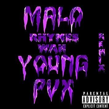 Malo (feat. Rhymes Wan) [Remix]