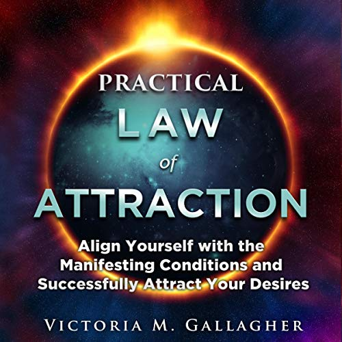 Practical Law of Attraction audiobook cover art