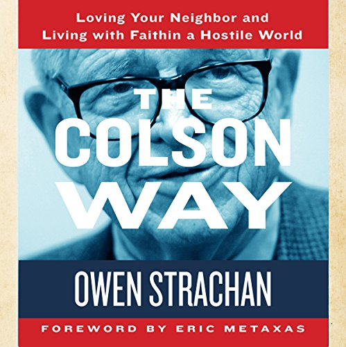 The Colson Way cover art