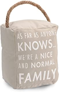 Pavilion Gift Company Normal Family Door Stopper