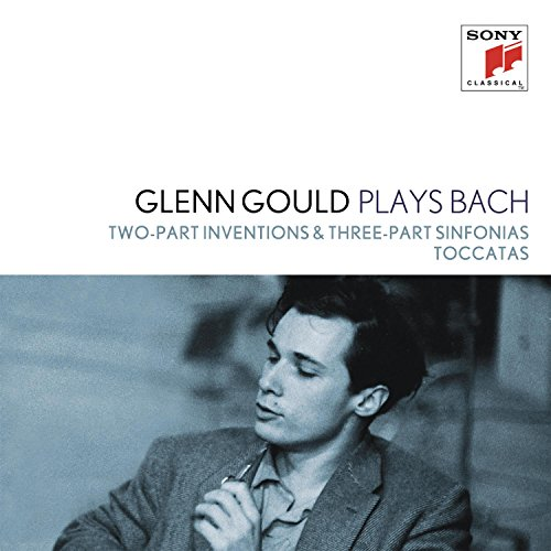 Glenn Gould Plays Bach: Two-Part Inventions & Three-Part Sinfonias Bwv 772-801