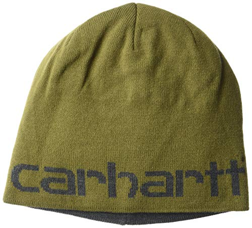 Carhartt Greenfield - Gorro reversible para hombre