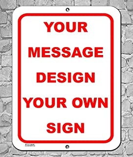 Best metal sign custom Reviews