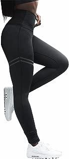 Kword Pantaloni Donne Stretch Leggings Donne Sport Pantaloni Ad Alta Vita Pantaloni Yoga Fitness Leggings Corsa Palestra Stretch Pantaloni Bikini Slip