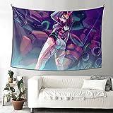 Tapiz para colgar en la pared, tapiz para dormitorio, decoración de pared del hogar, manta de playa de 156 x 222 cm