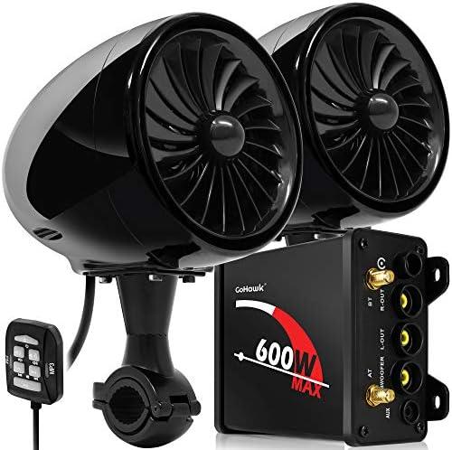 Top 10 Best amplifier bluetooth speaker 600w under 0.00