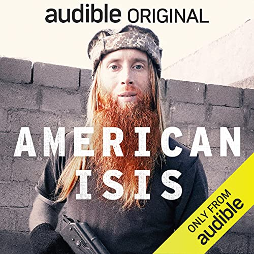 American ISIS Podcast with Trevor Aaronson cover art