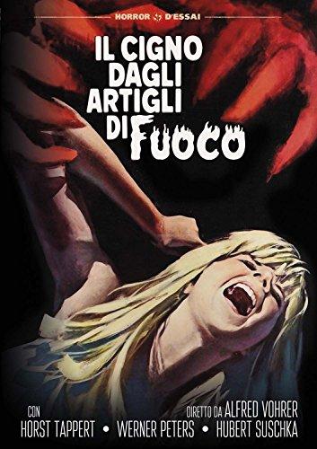 Il Cigno Dagli Artigli Di Fuoco  [Italia] [DVD]