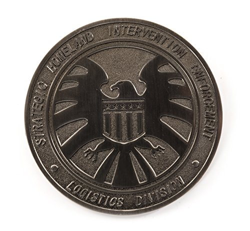Placa de S.H.I.E.L.D., de Agentes de S.H.I.E.L.D.