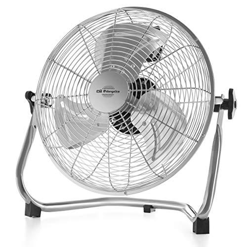 Orbegozo PW 1332 – Ventilatore industriale, potenza 50 W, 3 velocità, diametro pala 30 cm, con maniglia per trasporto