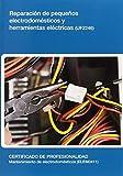 Reparación de pequeños electrodomésticos y herramientas eléctricas (UF2246)