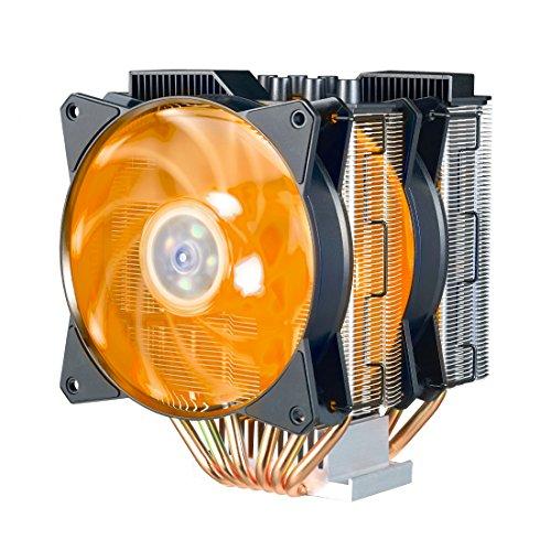 Cooler Master MA621P TR4 Edition Ventilateur PC avec processeur et Refroidisseur Socket TR4 600...
