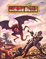 Gamma World Role-Playing Game: Rules, Gamma World Science-Fiction Game 1560764015 Book Cover