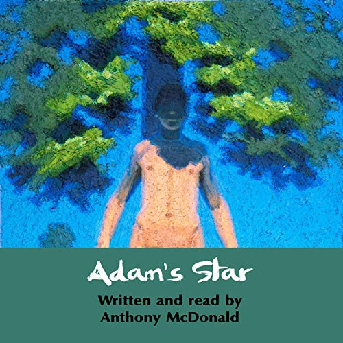 Adam's Star audiobook cover art