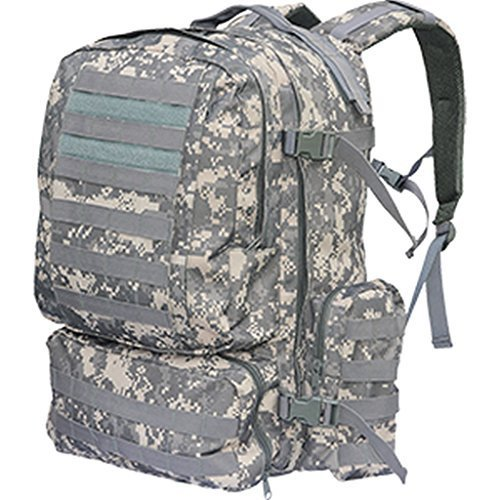 CI utilisation Assault Pack Sac à dos II SP IV 50L at Digital Outdoor Sac à dos de combat Sac de sport Sac à dos à dos