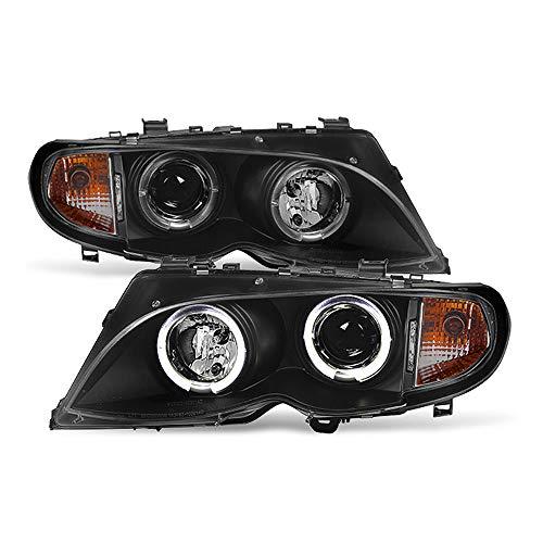 03 bmw 325i headlight assembly - 5