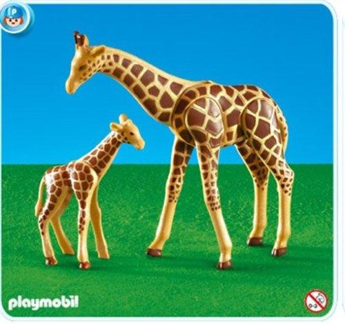 7364 - PLAYMOBIL - Giraffe mit Baby