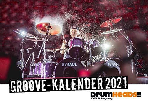 DrumHeads!! Groovekalender 2021: Wochenkalender