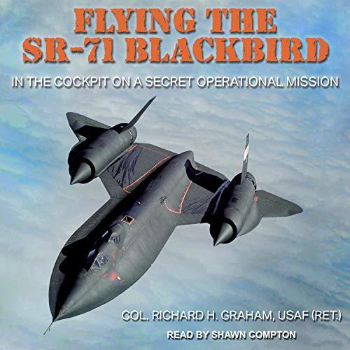 Flying the SR-71 Blackbird cover art