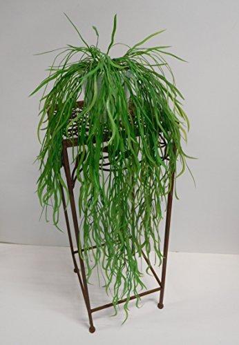 Ziegler Weidenhänger Bambus Hängepflanze Rankpflanze Kunstpflanze 1016022-00 getopft F70