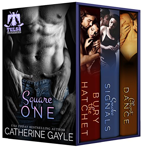 Tulsa Thunderbirds: Square One (Tulsa Thunderbirds Boxed Sets Book 1) (English Edition)