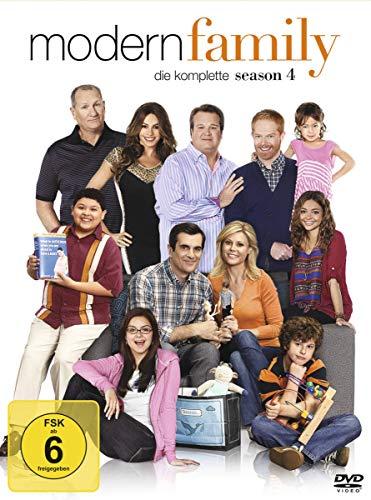 Modern Family - Die komplette Season 4 [3 DVDs]
