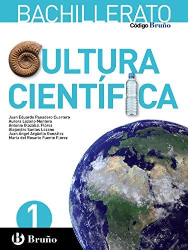 Código Bruño, cultura científica, 1 Bachillerato