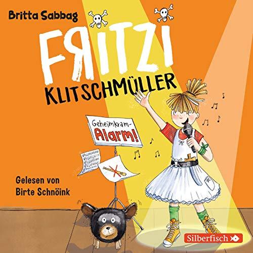 Fritzi Klitschmüller 2: Geheimkram-Alarm: 1 CD