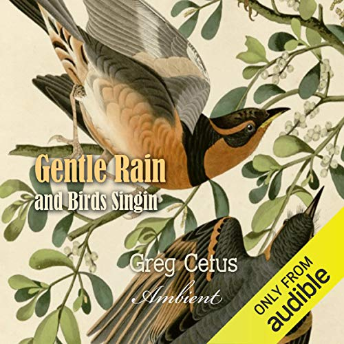Gentle Rain and Birds Singing cover art