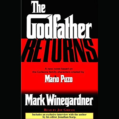 The Godfather Returns audiobook cover art