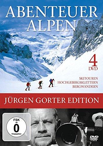 Abenteuer Alpen [4 DVDs]