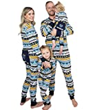 Lazy One Flapjacks, Matching Pajamas for The Dog, Baby, Kids, Teens, and Adults (Hannukkah, 18 Months)
