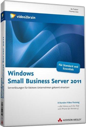 Preisvergleich Produktbild Windows Small Business Server 2011 - Video-Training