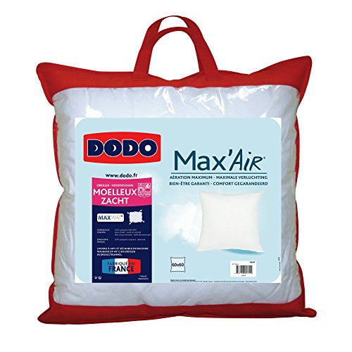 DODO - Oreiller carré Easy night 60x60