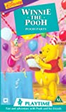 Winnie The Pooh : Pooh Party [VHS]