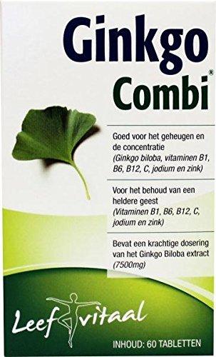 Ginkgo Multi 150 mg 60+60 tabletten