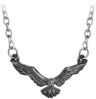 Alchemy Women's Ravenette Fashion Accessory Gothic Pewter Pendant Necklace
