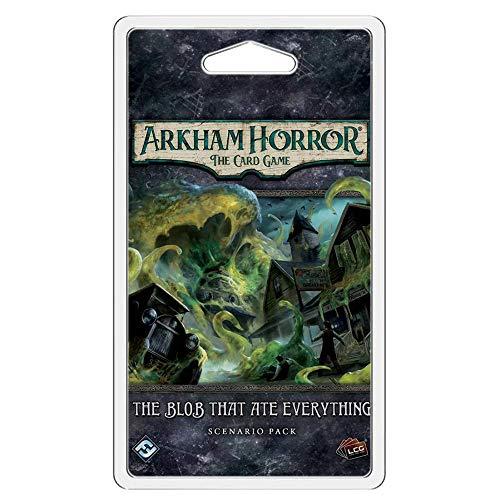 Arkham Horror LCG: The Blob That Ate Everything Scenario Pack [Edizione: Regno Unito]