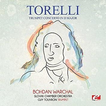 Torelli: Trumpet Concerto in D Major (Digitally Remastered)