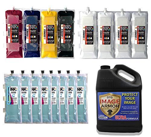 Anajet Sprint Image Armor Ink Bag Change-over Kit