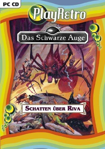 Play Retro - Das Schwarze Auge 3 - Schatten über Riva [Importación...